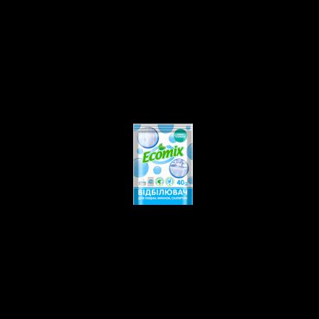 Відбілювач «Ecomix» для гардин, фіранок і скатертин
