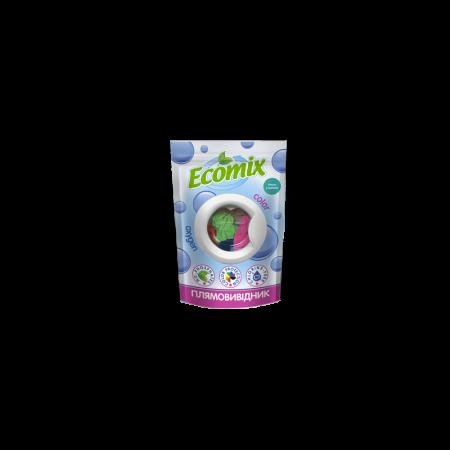 Кисневмісний плямовивідник «Ecomix» для кольорової білизни